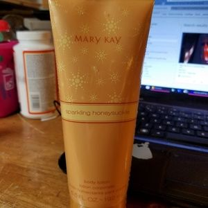 Mary Kay Sparkling Honeysuckle Body Lotion 6.5 oz
